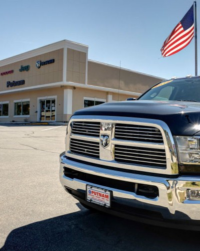 Putnam Chrysler Dodge Jeep Ram Kia (Putnam, CT)