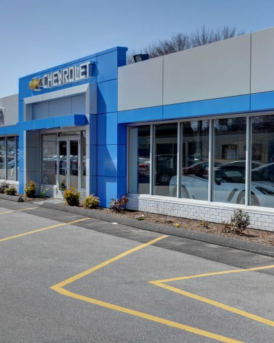 Premier Chevrolet (Brooklyn, CT)