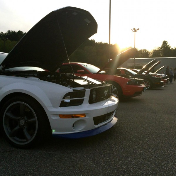 Columbia Ford Cruise Night